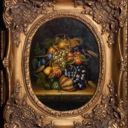 Натюрморт с фруктами пер. пол. 20 в